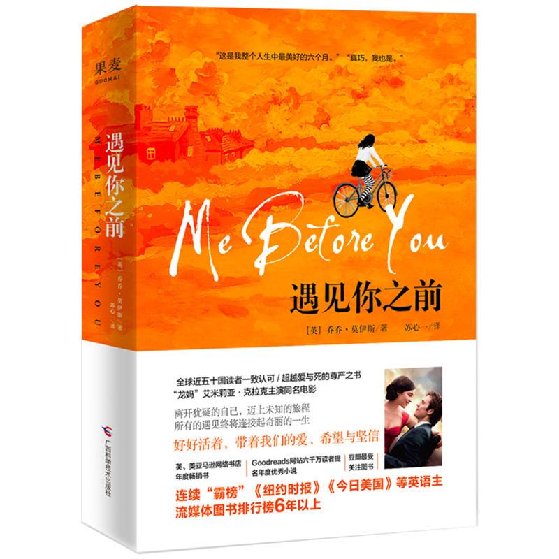 遇见你之前(pdf+txt+epub+azw3+mobi电子书在线阅读下载)