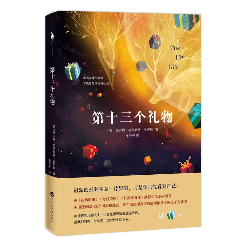 第十三个礼物(pdf+txt+epub+azw3+mobi电子书在线阅读下载)