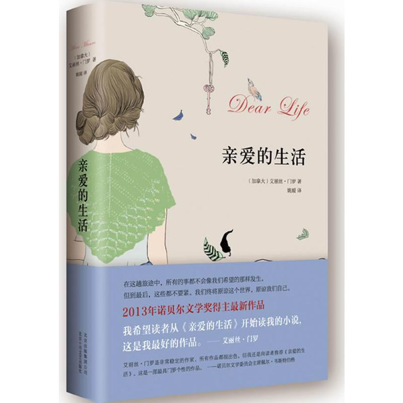 亲爱的生活(pdf+txt+epub+azw3+mobi电子书在线阅读下载)