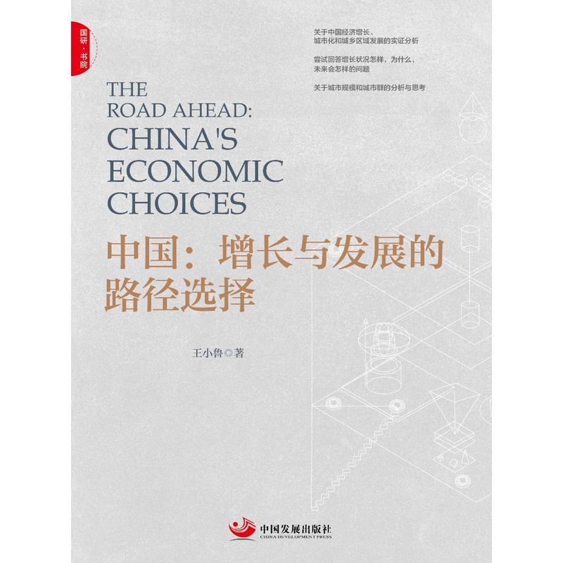 中国:增长与发展的路径选择(pdf+txt+epub+azw3+mobi电子书在线阅读下载)