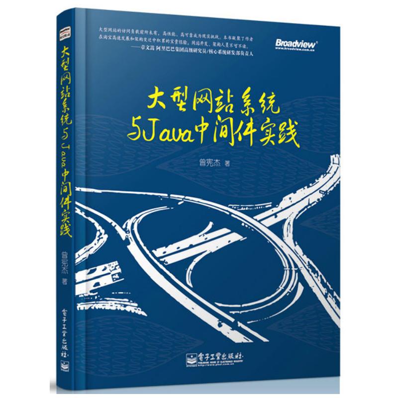 大型网站系统与Java中间件实践(pdf+txt+epub+azw3+mobi电子书在线阅读下载)