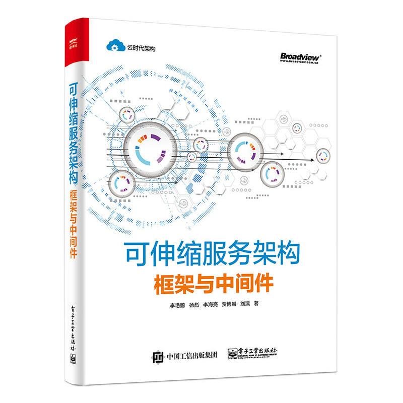 可伸缩服务架构框架与中间件(pdf+txt+epub+azw3+mobi电子书在线阅读下载)