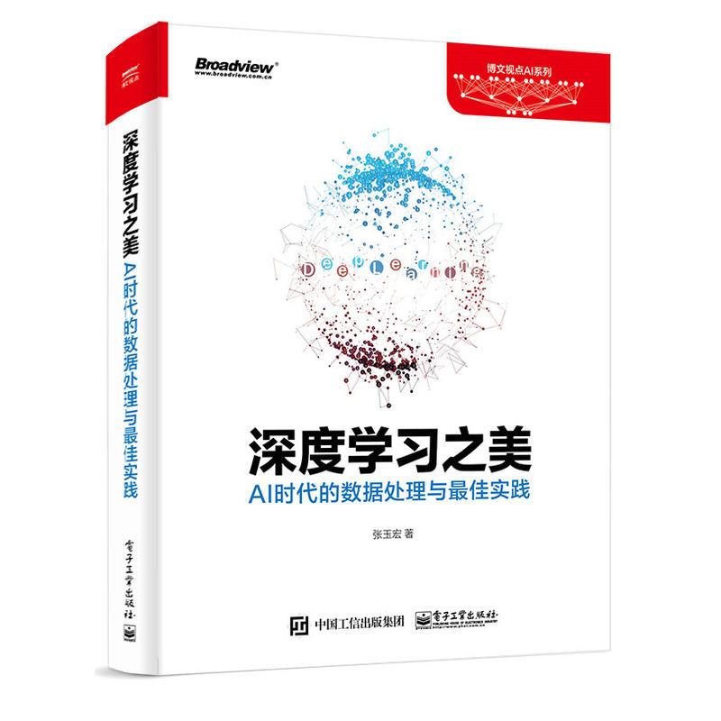 深度学习之美:AI时代的数据处理与最佳实践(pdf+txt+epub+azw3+mobi电子书在线阅读下载)