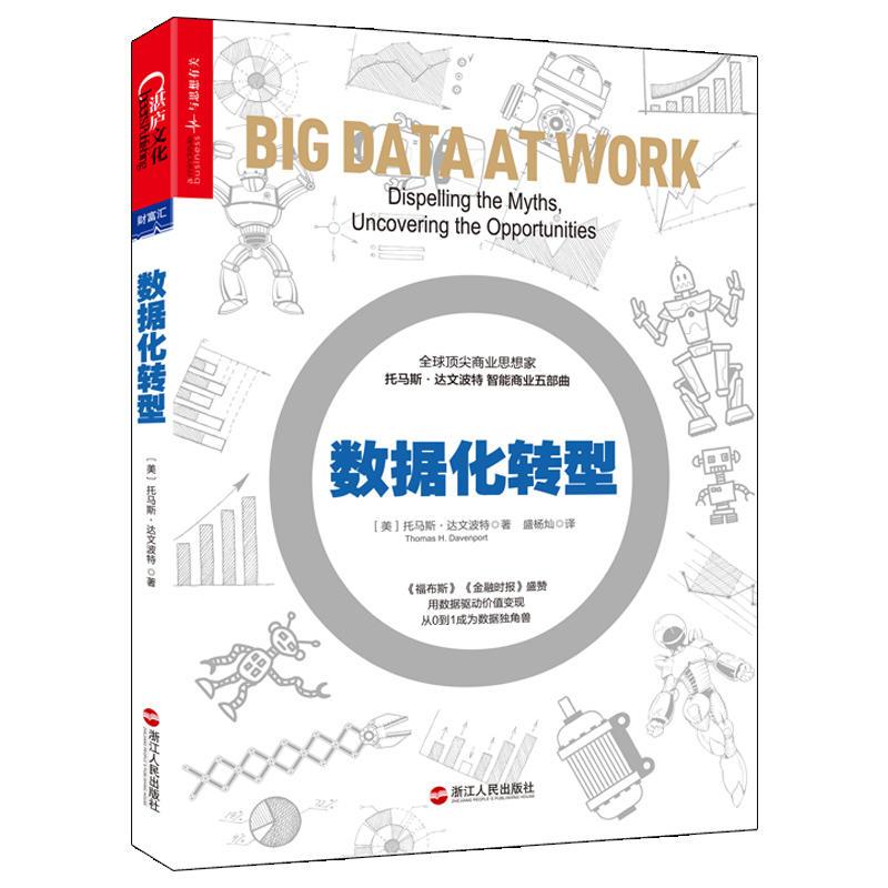 数据化转型(pdf+txt+epub+azw3+mobi电子书在线阅读下载)