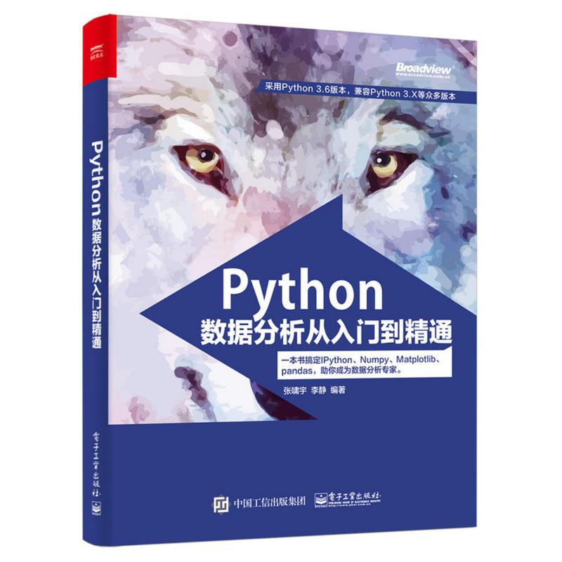 Python数据分析(pdf+txt+epub+azw3+mobi电子书在线阅读下载)