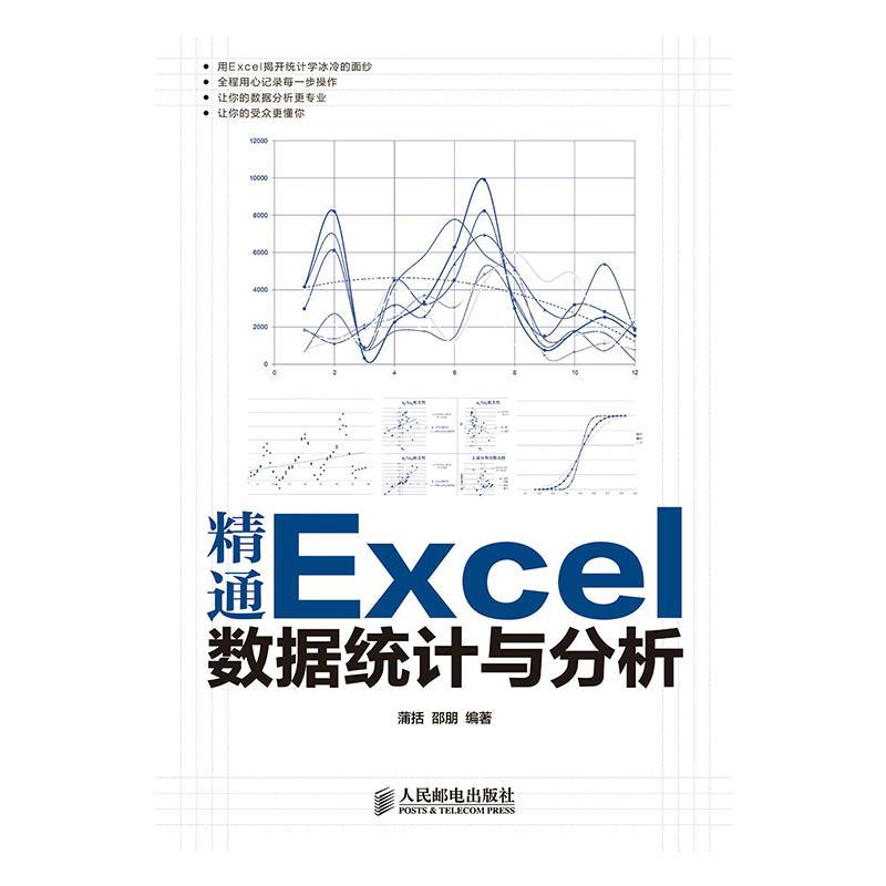 精通Excel数据统计与分析(pdf+txt+epub+azw3+mobi电子书在线阅读下载)