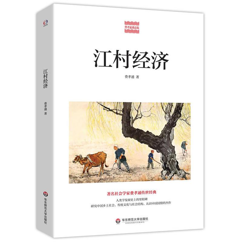 江村经济(pdf+txt+epub+azw3+mobi电子书在线阅读下载)