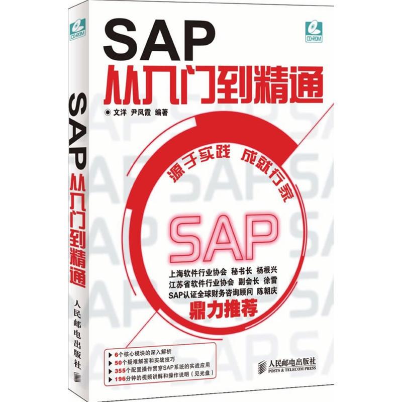 SAP从入门到精通(pdf+txt+epub+azw3+mobi电子书在线阅读下载)